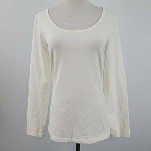 Energie T-Shirt Top Women's L Long Sleeve St